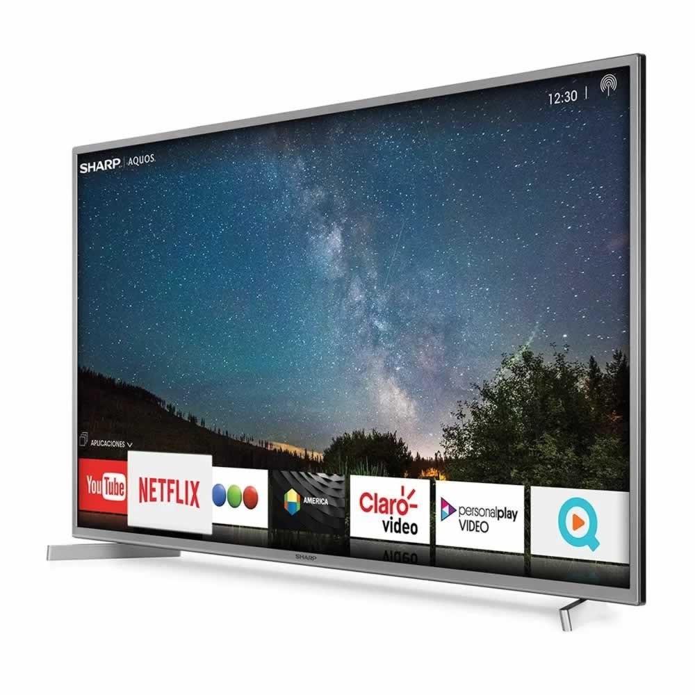 smart tv sharp 43 full hd sh4316mfix tio musa. Black Bedroom Furniture Sets. Home Design Ideas