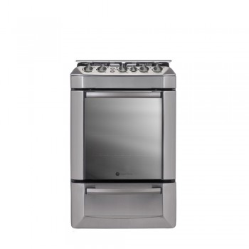 Cocina a Gas GE Appliances Cjge856ivs 56Cm