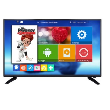 SMART TV 43 STEELHOME HD