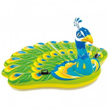 INFLABLE PAVO REAL INTEX