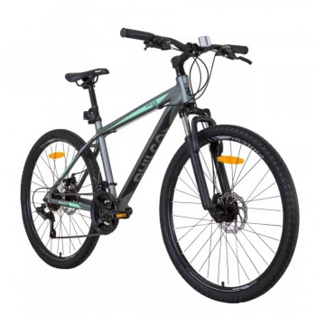 BICICLETA MOUNTAIN BIKE DE ALUMINIO PHILCO RODADO 26