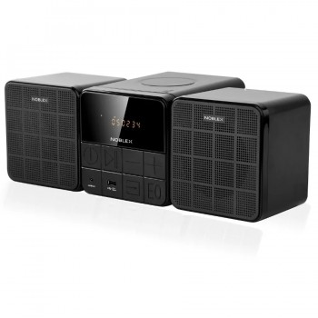 Microcomponente Noblex Mm26bt Bluetooth 600w