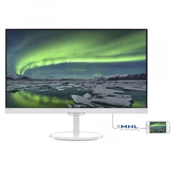 MONITOR PC DE 23 PHILIPS 237E7QDSW/55 FULL HD VGA DVI-D HDMI