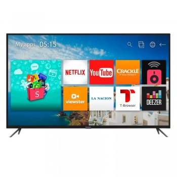 Smart Tv 4k 50 Hitachi Le504ksmart18 Ultra Hd