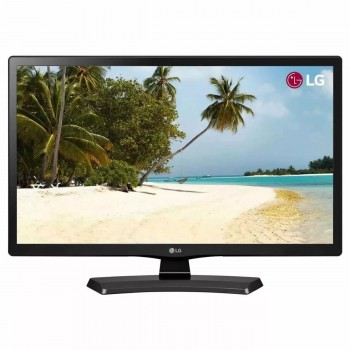 Tv Led Monitor Hd 24 LG 24mt49df
