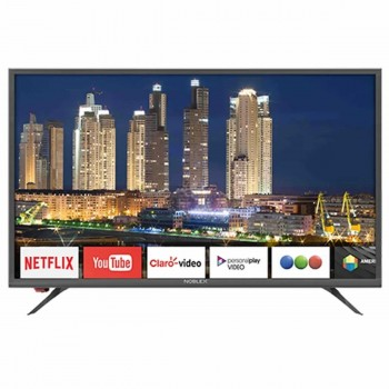 Smart Tv Led 4K De 50 Uhd Noblex Dj50x6500 Netflix Youtube