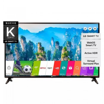 Smart Tv 43 LG 43lk5700 Full Hd