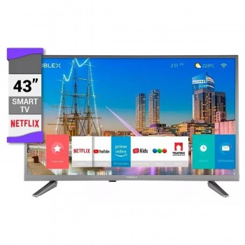 Smart Tv 43 Noblex Dj43x5100 X5 Fhd