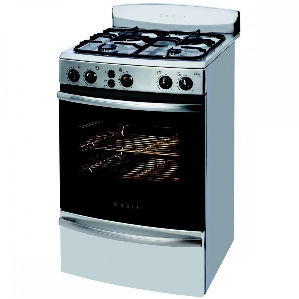 Cocina Multigas Orbis Macrovision 958ac3m Acero Inox 55cm Tio Musa