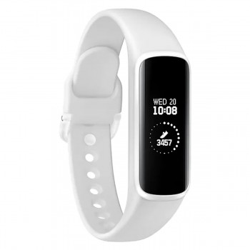Reloj Smartwatch Samsung Galaxy Fit E Sm-r375 Blanco