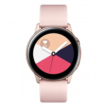 Reloj Smartwatch Samsung Galaxy Watch Active Rosa Gold