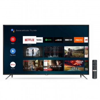 Smart Tv 50 4k Rca X50andtv Android Tv 3840×2160 Hdmi Usb