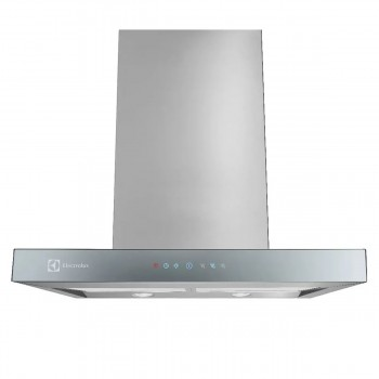 CAMPANA ELECTROLUX 18240 INOX TOUCH 60CM 3 VELOCIDADES