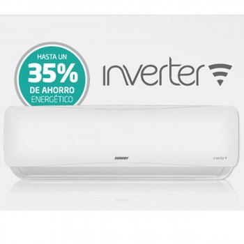AIRE ACONDICIONADO SPLIT FC INVERTER SMART SURREY 553AIQ1801