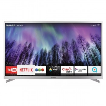 Smart Tv 43 Sharp Aquos Sh4316mfi Fhd