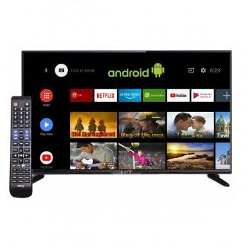 Smart Tv Android 32 Kanji Hd
