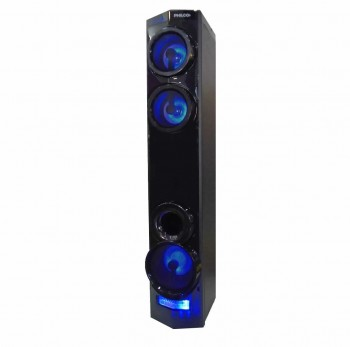 Torre Parlante Philco Tap350 Power 3000w Mp3 Bluetooth Fm