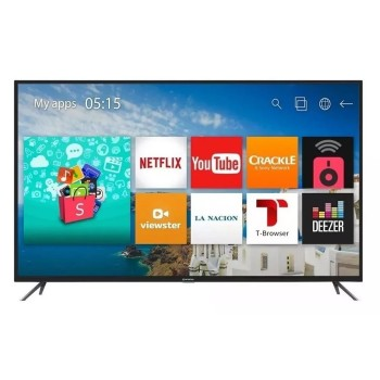 Smart Tv Android 50 4k Hitachi Le504ksmart20
