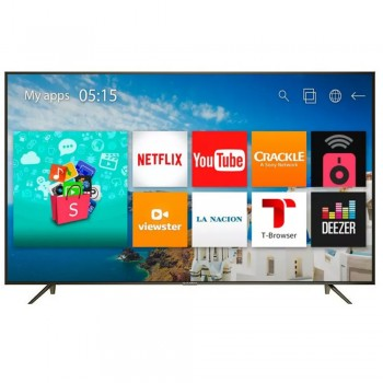 Smart Tv Hitachi 65 4k Le654ksmart20 Uhd