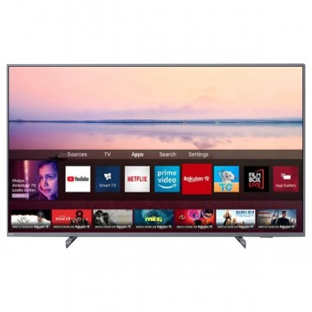 Smart tv 4k 65 Philips Ultradelgado 65pud6794/77