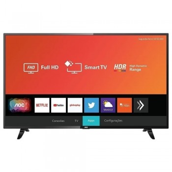Smart Tv 43 AOC 43s5295 Full Hd