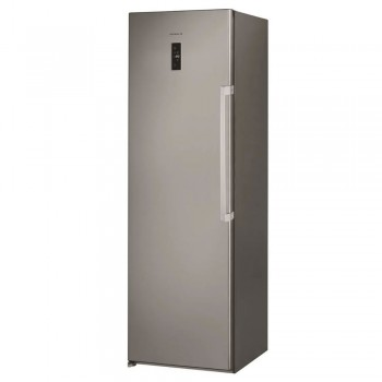 Freezer No Frost Ariston Ua8 F1d X Ag Acero Inox