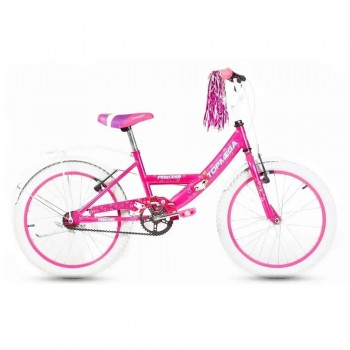BICICLETA TOP MEGA 20 CROSS PRINCESS ROSA