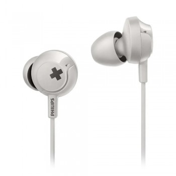 Auriculares Philips Bass + She4305wt/00