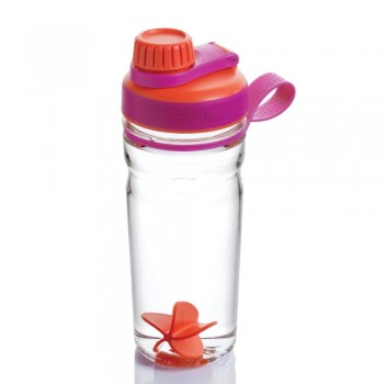 Botella Rubbermaid Shaker 600ml Naranja