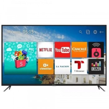Smart Tv 55 Android 4k Hitachi Le554ksmart20 UHD