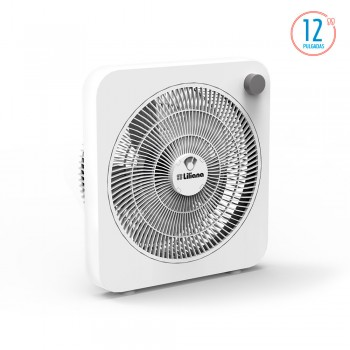 Turbo Ventilador Liliana Vtc12 55w