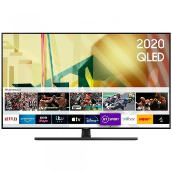Smart Tv 85 4k Samsung Qn85q70tagxzd Qled