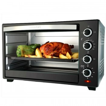 Horno Grill Electrico Smartlife Sl-tor050 50lts