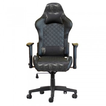 Silla Gamer TM BJ39200 BK Army